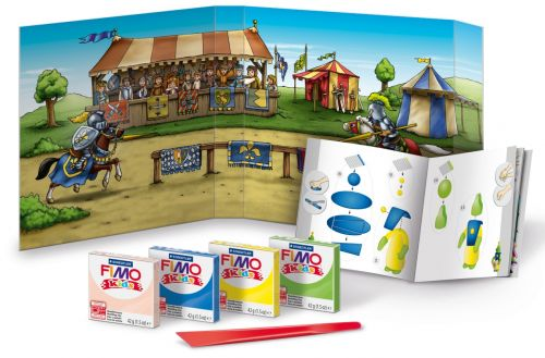 Набор FIMO Kids form&play «Рыцарь» Fimo 8034 05 LZ